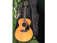 Yamaha LJ16 Acoustic Guitar.