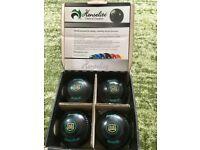 Henselite Dreamline Lawn Bowls