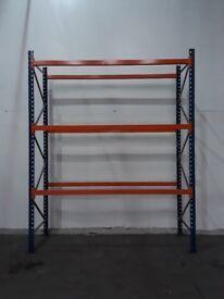 Pallet racking, Industrial warehouse racking, Pss, Heavy Duty, £126.00 + vat