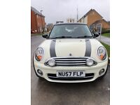 MINI Hatch 1.6 Cooper D 3dr / Diesel / New MOT / Full Service Completed / Full Service History