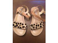 Girls Next Sandals in Size 10