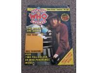 Original Doctor Who Comics