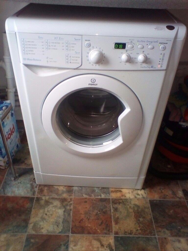 Indesit 7kg washer