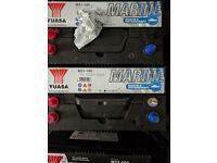 Leisure/Starter battery Yuasa MC31-100 Top quality battery
