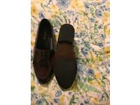 Men's leather loafers