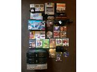 Sega nintendo xbox playstation retro joblot