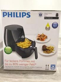 Philips HD9220/20 Healthier Oil Free Airfryer with Extra Layer