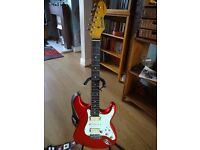 Blade levinson, Texas special guitar