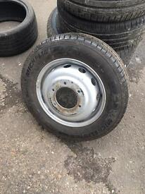 185/75/16 transit tyres brand new