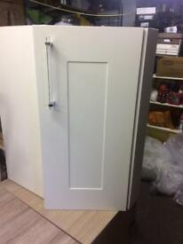 Kitchen corner wall unit