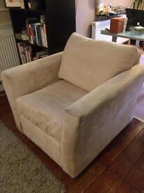 Sofa works sofa bed and air chair set