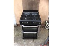 Belling 60 Cm Gas cooker With electric Gril