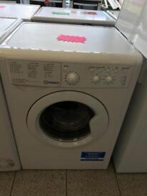 INDESIT IWC71452 ECO Washing Machine - White new graded