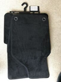 VW Polo Car Mats set of 4 new unused