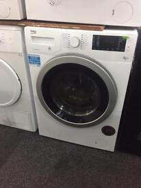 8.5kg Beko Washer Dryer*NEW-NEW** white A+ 1400spin Warranty Included SALE ON TODAY PRP £399