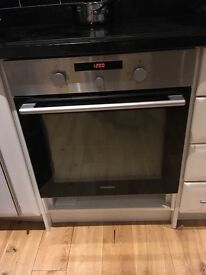 Samsung Oven and Hob