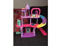 My Little Pony Castle Playset