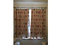 next pretty black out curtains