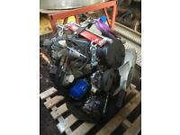 2001 Mitsubishi L200 engine for sale