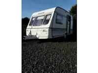 Two berth Caravan for sale