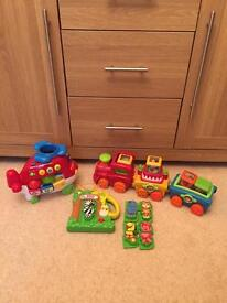 Toy Bundle - Excellent Value - Worth over £60