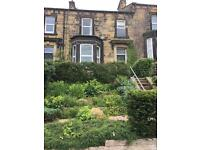 A grand Victorian mid terrace 4 bed house