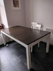 Big Farmhouse style table