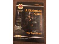 A christmas carol text guide