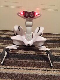 remote controlled roboquad