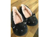 Adorable Boux Avenue Slippers (M) Unused Gift