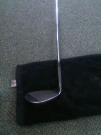 Taylor Mage 52 Wedge and Calloway Pitching wedge