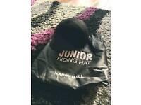 Girls Harry Hall Riding Hat