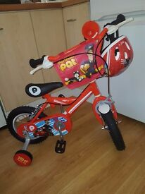 "Childrens Postman Pat 12"" bike"