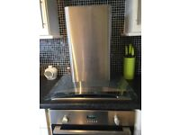 60cm cooker hood for sale - we can deliver locally