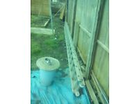 Double ladder for sale only £30