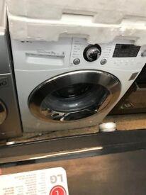 Graded LG F1480FD 9kg Direct Drive Washing Machine