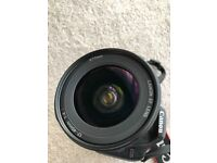 Canon EF 17-40 F4L lens for sale