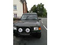 landrover green 300 series tdi