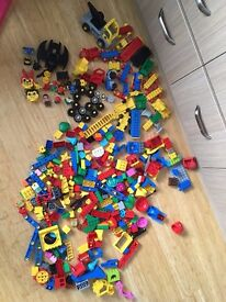 Lego Duplo approx.6 kg used