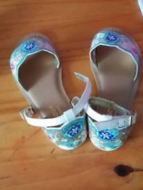 Monsoon Beautiful Girls Sandals