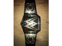 Plastic WWE Kids Toy WWE Championship Belt