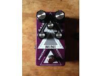 Smallsound/Bigsound Mini Overdrive/Distortion/Fuzz Pedal