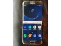 Samsung S7 Edge 32Gb Gold Unlocked