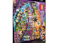 Lego Friends Amusement Park 41130