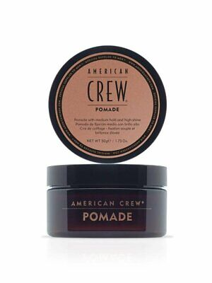 American Crew Pomade, 1.75 oz, Smooth Control with High Shin