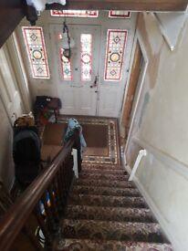 Huge double room in renovated Victorian Room in Cranborne