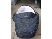 Slivercross Carry cot for pushchair