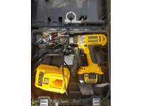 Dewalt 18v cordless drill not charging
