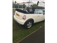 Mini one convertible 1.6 petrol
