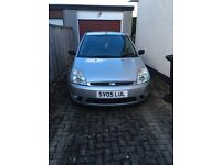 3dr Ford Fiesta Flame 2005
